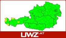 UWZ-Unwetterwarnung
